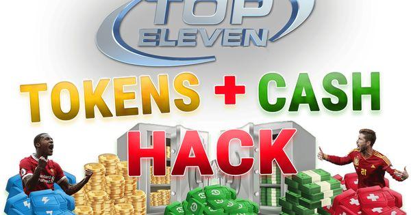 Top Eleven Free Tokens Cash Online Generator Eleventh