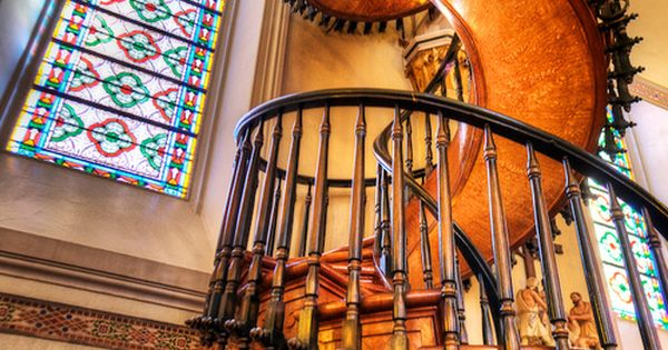 Loretto Chapel Spiral Staircase, Santa Fe, New Mexico photo by jim crotty