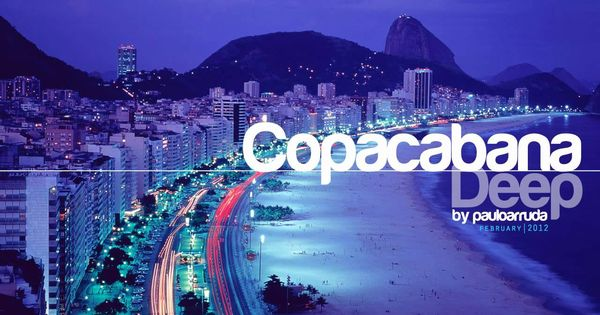 Copacabana deep by paulo arruda deep soulful house for Old school house music playlist