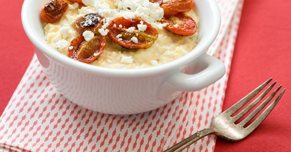 Grits, Roasted tomatoes and Goats on Pinterest