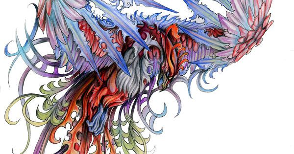 "See this ""Phoenix Tattoo Design"" tatoo and other tattoo ideas on Tattoo"