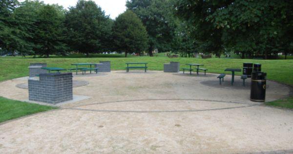 Burgess Park Southwark London Phase One Park Southwark Landscape Architect