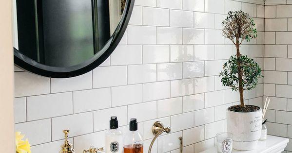 Ralph lauren wallpaper photo brooke davis bath for Ralph lauren bathroom ideas