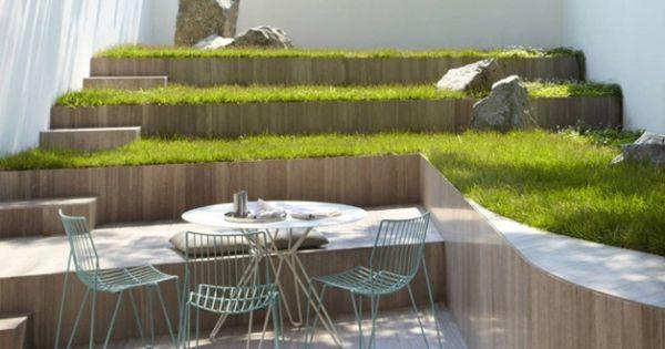 Jardin design plataformaarquitectura escalier ext rieur for Escalier terrasse exterieur jardin