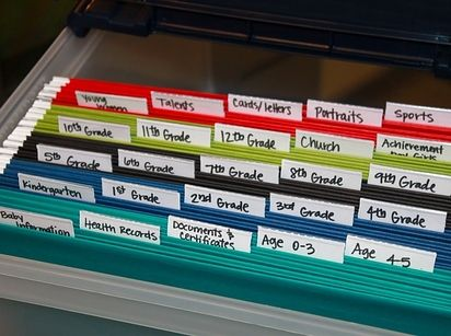 17 Best images about DIY- Organizing Paperwork on Pinterest ...