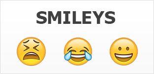 Bedeutung smiley -0 THE 10