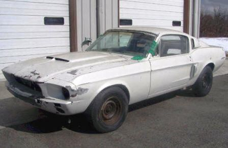 1967 Mustang Fastback Shelby Gt500kr Project Car Make Offer
