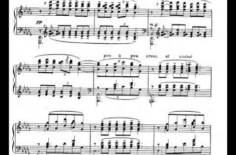Debussy Clair De Lune From Suite Bergamasque Crossley