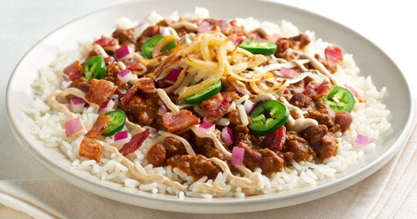 ... Chili | Uncle Ben's Rice | Pinterest | Smokehouse, Uncle Ben and Chili