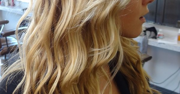 **malibu beach waves** and my future hair color