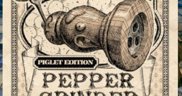 Pepper grinder alice madness returns