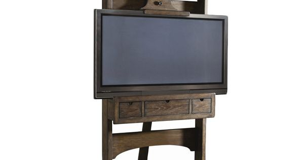 Easel inspired tv stand, media console. Amesbury Media Console