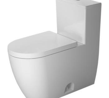 Duravit 2173010001 Me By Starck One Piece Toilet Duravit Modern Bathroom Decor Toilet