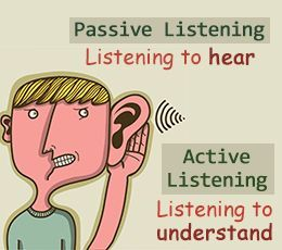 Listening Important It Might Be But That Does Not Mean That People Have What It Takes To Good Listening Skills Listening Activities For Kids Active Listening