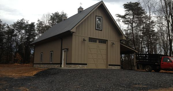 Garage exterior design ideas google search garage for Wooden playhouse with garage