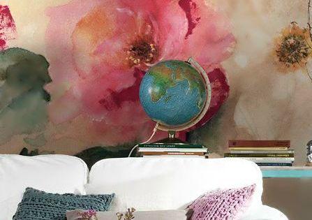 the snug is now a part of toiles rose poudre et arts cr atifs. Black Bedroom Furniture Sets. Home Design Ideas