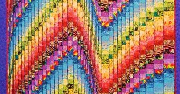 Quick Bargello Quilt Pattern | Thread: What is