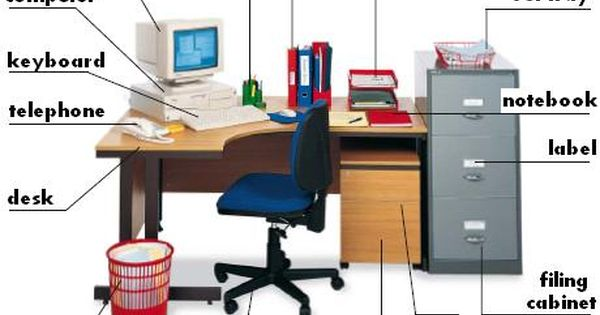 Office monitor desktop organizer file in tray out tray computer keyboard notebook - Zero gee ergonomic workstation ...