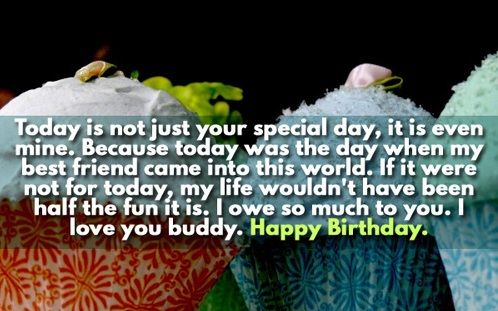Long Birthday Messages To Best Friend Birthday Quotes For Best Friend Happy Birthday Quotes Funny Birthday Quotes Funny