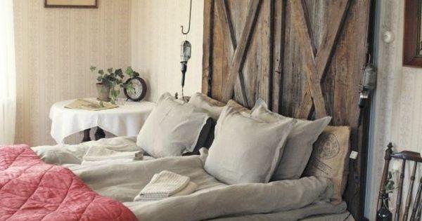 plusieurs id es pour faire une t te de lit soi m me. Black Bedroom Furniture Sets. Home Design Ideas