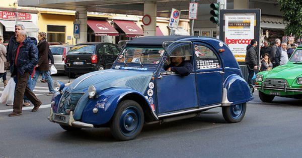 Citroen 2cv 4 Car Humor Antique Cars Petrol