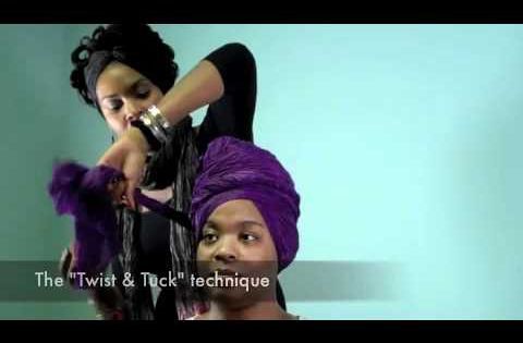 How to tie a Turban: Crown-style | face fuckery ...
