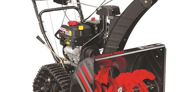 Free Shipping Troy Bilt 26in Storm Tracker 2690 Xp 2 Stage Snow Blower 208cc Ohv Engine Model 31am7br3711 Gas Snow Blower Storm Tracker Troy