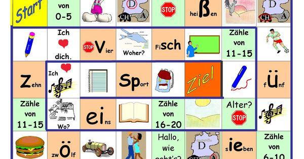 brettspiel anf nger daf deutsch learn german and language. Black Bedroom Furniture Sets. Home Design Ideas