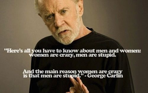Funny Pictures & Funny Quotes @ http://pinteresthumor.com - love George Carlin...
