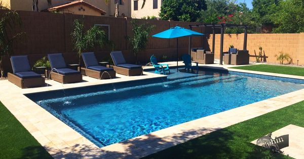 Pool 065 By Dolphin Pools And Spas Pool Ideas