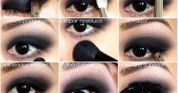 Go full-on smokey eye. | 23 Ways To Up Your Makeup Game