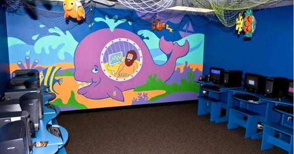 Whale Classroom Decor ~ Jonah and the whale classroom decor photo of
