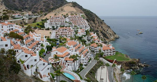 Beautiful Catalina Island, California Been here..beautiful place!