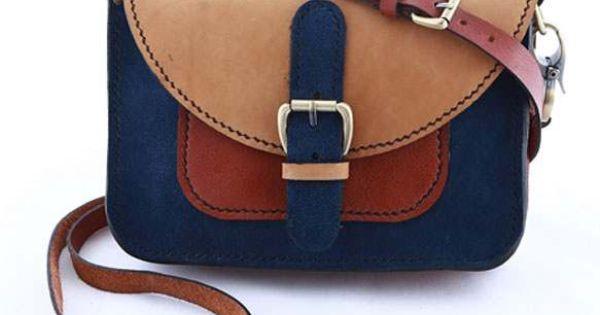 buckle blue fashion