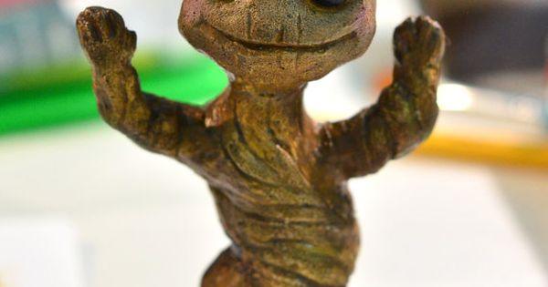 I am Groot! Baby Groot figure.