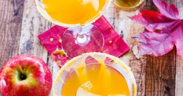 ... Apple Martini | Caramel Apple Martini, Apple Martinis and Martinis
