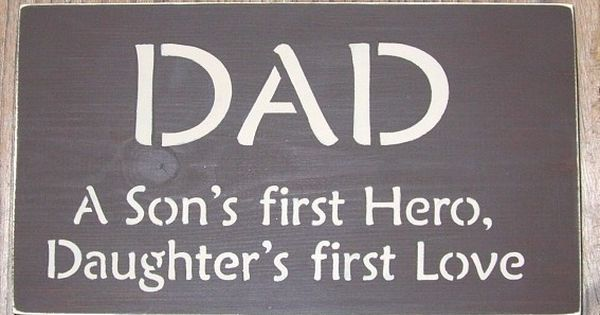 Happy Father's Day to my dad and my grandpa! It's so true,