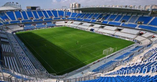 The Malaga Football Stadium Is Officially Called Estadio Rosaleda