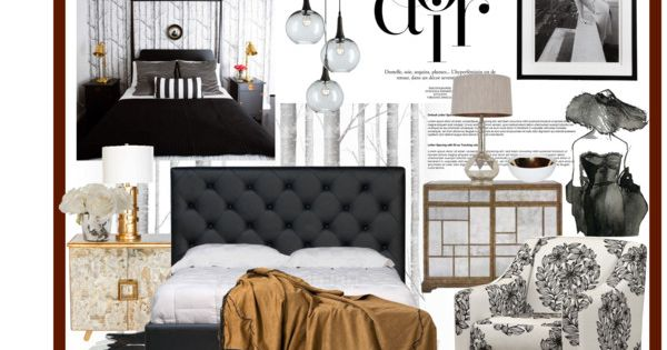 Boudoir by hellodollface on polyvore pinterest for Ambiance boudoir decoration