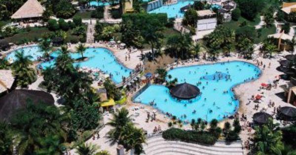 Nessa Pascoa O Aldeia Das Aguas Park Resort E O Endereco Certo Da