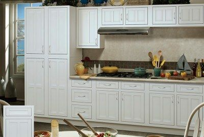 18++ White shaker cabinets for sale ideas