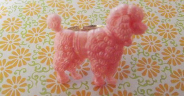 Pink poodle heath oh