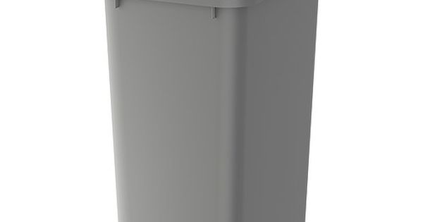 Ikea rationell bac de recyclage le sac de poubelle reste bien en place et - Poubelle recyclage ikea ...
