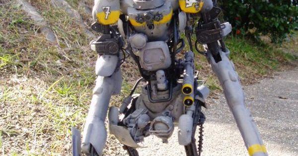 Junk Plant Robot Figure Model. | Mechs - Models and ...