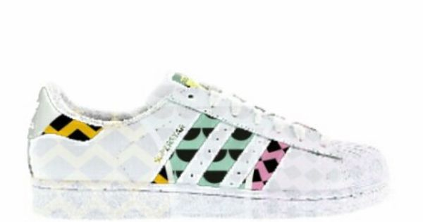 Adidas Superstar Flamingo