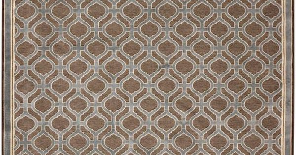 Moroccan pattern rug saw this at safavieh very soft for Martha stewart rugs home decorators