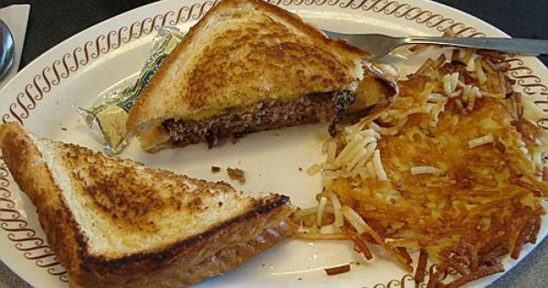 Pin By Tracy Pope Gibson On Beef Patty Melt Recipe Melt Recipe Waffle House Waffle Recipe Copycat