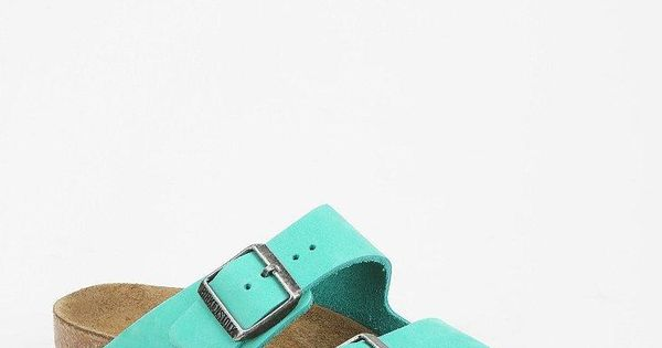 Birkenstock Arizona Contrast Sole Leather Sandal #urbanoutfitters | See more about Birkenstock, Birkenstock Arizona and Arizona.