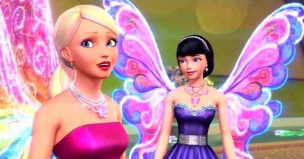 Barbie A Fairy Secret Barbie Movies