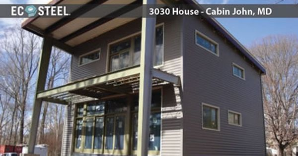 Huge List Of Modular Houses Prefab Construction Kit Homes Panelized Manufactured Housing Modern A Steel Home Kits Steel Building Homes Metal Building Homes
